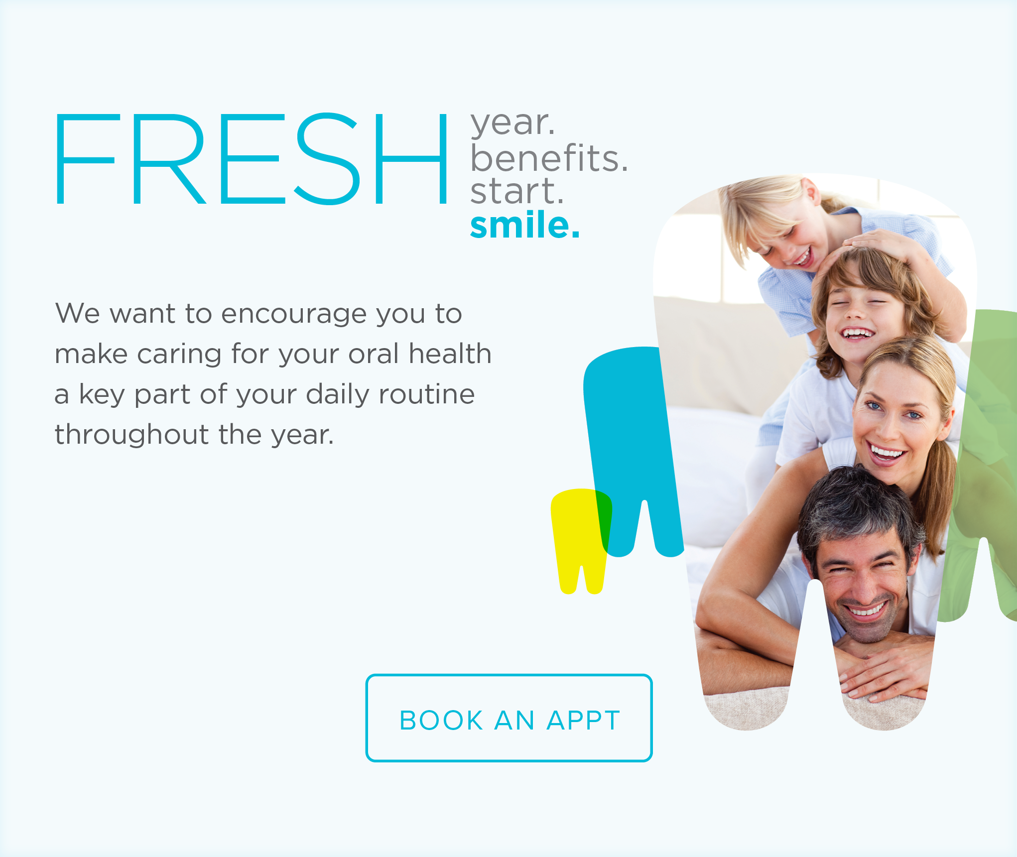 La Jolla Village Smiles Dentistry and Implants - Make the Most of Your Benefits